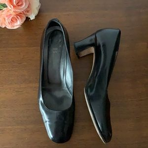 Browns Couture all leather pumps